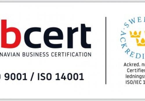 ISO-certifiering