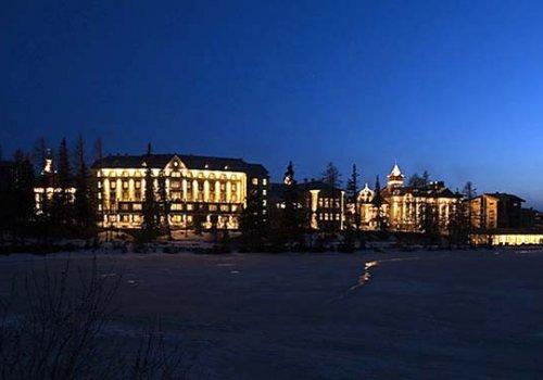 Grandhotel Kempinski High Tatras